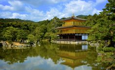 """Golden Pavilion - Kyoto"" by Justin Orr on 500px"