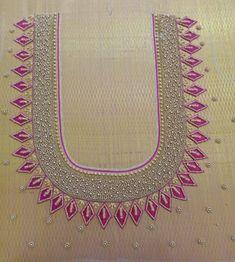 Work Blouse, Blouse Designs, Chain, Fashion, Moda, Fashion Styles, Necklaces, Fashion Illustrations