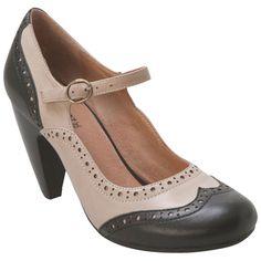 Buy Whiskey Black Miz Mooz Women's Safari Mary Jane Pump Shoe shoes
