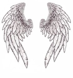 wings tattoos | Wings Tattoo1 By Annikki On Deviantart - Free Download Tattoo #1686 ...