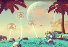 No Man's Sky developer reveals game only takes up 6GB on disc first update already in works