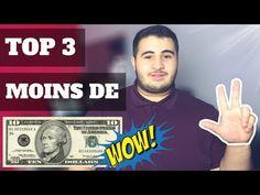 Top 3 Des Crypto Monnaies A Investir Pour Moins De 10 $    #crypto #investir #moins