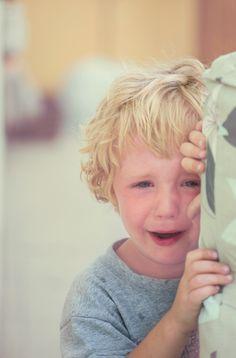 kids cry