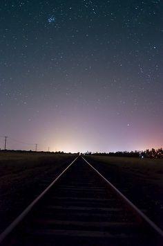 View towards Pleiades by Indigo Skies Photography, via Flickr
