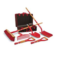 Garden tools with interchangeable handles | REDHED Tools