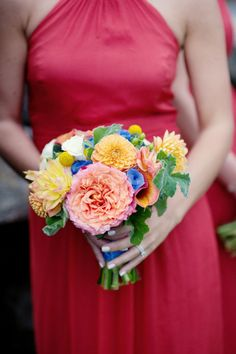 Bouquets by Blush Floral Studio - Robert & Kathleen Photographers