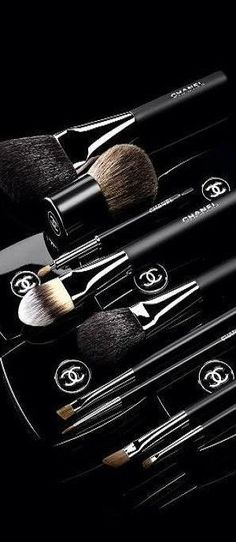 - Chanel does have gorgeous packaging. Chanel B… Chanel does have gorgeous packaging. Chanel Beauty, Chanel Makeup, Beauty Bar, Beauty Tips, Eyeshadow Base, Cream Eyeshadow, Cosmetics & Perfume, Makeup Cosmetics, Natural Summer Makeup