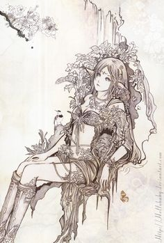 Goddess of Life by `Hellobaby on deviantART
