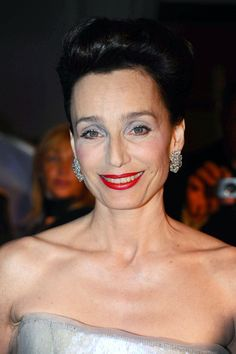 Kristin Scott Thomas Photos - Cannes Opening Ceremony - Zimbio
