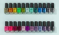 Color Club - 131 24-piece nail polish collections. Enter to win at http://www.luckymag.com/sweeps/0412_color_club/entry/long
