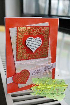a second love card