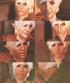 """hwoaarang: """" Fenris + his marvelous expressions """""""