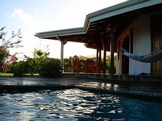 Tobago Beach house. Island life.