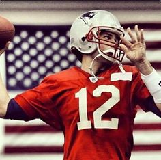 """Posted 7 hours ago via: Tom Brady's Official FB Fan Page: """"Happy Birthday, America. Proud to be a part of the New England Patriots.""""--Tom Brady"""