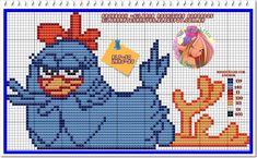 Hoje é dia da galinha pintadinha o que acharão sua opinião é o meu incentivo para fazer novos gráficos... Silvana Artes