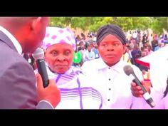 TOTALLY BLIND EYES OPENED Angola 2015 Revival - Prophet Dr. Owuor