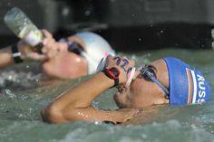 In che modo si possono percorrere a nuoto, in mare aperto, distanze di 5 chilometri e più? Lo rivela Evegenij Besruchenko, due volte campione del mondo nella disciplina