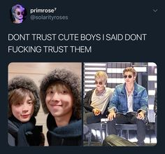 memes kpop that's the reason why i have trust issues 🥵 Namjoon, Seokjin, Hoseok, Taehyung, Bts Boys, Bts Bangtan Boy, Bts Jimin, Bts Tweet, Bts Memes Hilarious