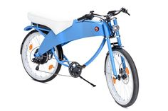 Lohner Stroler french blue French Blue, Bicycle, Motorcycle, Bike, Bicycle Kick, Bicycles, Motorcycles, Motorbikes, Choppers