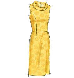 V8667, Misses'/Misses' Petite  Dress