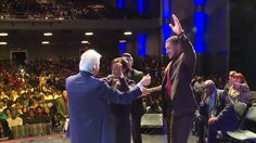 MIGHTY MIRACLES IN CHARLOTTE, PART 2. Yesterday's telecast shared moments from Pastor Benny Hinn's recent service in Charlotte, North Carolina. So many attending were healed and came to the platform to testify, and only one This Is Your Day program wasn't near enough to highlight all the amazing miracles from that memorable meeting at the packed Ovens Auditorium.:
