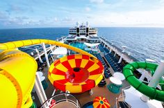 Epic Plunge, Norwegian Cruise Line | 18 Of The Coolest Water Slides From Around The World