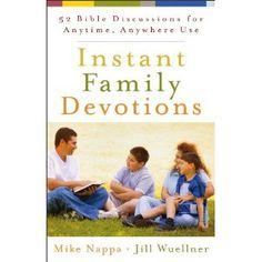 Free Book -Instant Family Devotions: 52 Bible Discussions for Anytime, Anywhere Use, by Mike Nappa and Jill Wuellner, is free in the Kindle store and from Barnes & Noble and ChristianBook, courtesy of Christian publisher Baker Books. Free Christian Books, Christian Life, Christian Resources, Christian Living, Teaching Techniques, Anxiety In Children, Parenting Books, Parenting Ideas, Christian Parenting