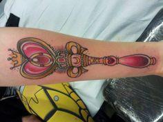 Sailor Moon Tattoo :D