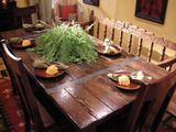 How To Build A Dining Table From Salvaged Lumber