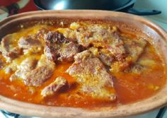 Heavenly Crispy Juicy Spicy Roast i Roman Bowl Recept! No Salt Recipes, Pork Recipes, Cooking Recipes, Hungarian Recipes, Hungarian Food, Pressure Cooker Recipes, Food 52, Spicy, Roast