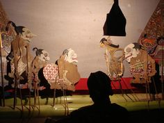 Wayang Kulit Shadow Puppets 2   More About Indonesia
