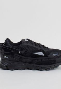 dbe18285624f Adidas by Raf Simons Response Trail Core Black C Burgundy Silver Mt – Voo  Store