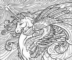 The Last Unicorn Coloring Pages - Bing Images