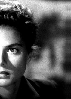 """the60livehere: Ingrid Bergam in """"Spellbound"""" directed by Alfred Hitchcock,1945"""
