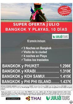 Super Oferta Julio: Bangkok y Playas de Thailandia desde 1.296€ Tasas Incluidas THAI ultimo minuto - http://zocotours.com/super-oferta-julio-bangkok-y-playas-de-thailandia-desde-1-296e-tasas-incluidas-thai-ultimo-minuto/