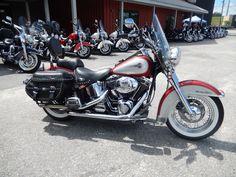 Heritage Softail Classic Thats my bike...lol