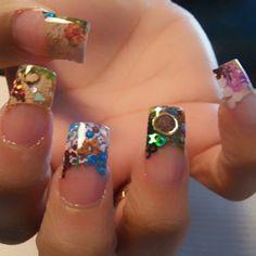 Magazine nails.....encapsulated
