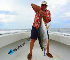 Fishing Report: The Yellowfin Tuna Bite Has Been Going Off In Venice Louisiana! Tuna Fishing, Kayak Fishing, Jimmy Nelson, Yellowfin Tuna, Fishing Report, Louisiana, Kayaking, Venice, Kayaks
