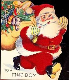 Lot 4 Vintage 1950's CHILDREN'S CHRISTMAS CARDS Xmas | eBay