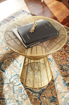 Goldness... #table @Tomorrows Elc.com