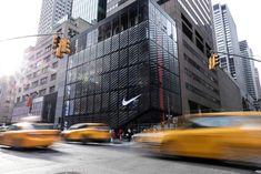First Look: Nike NYC Flagship - Nike News #retailtips