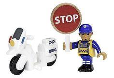 BRIO Moottoripyöräpoliisi - Prisma verkkokauppa