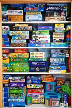 Game Closet   We See DICEcapades Kids Version In That Closet. THANKS!