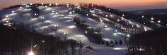 Nubs Nob! My favorite place in Michigan to snowboard, leaving tonight and will be there tomorrow!