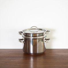 OPA/オパ Mari スチーマーセット 3.0L  | 食器と料理道具の専門店「プロキッチン」 Compost, Pots, Cookware, Jars, Composters, Flower Planters