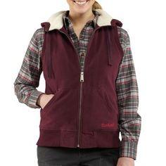 Carhartt Women s Stockbridge Vest New Wardrobe 73bd1aaa1