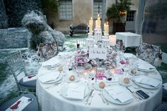 fairy tales table settings - Google Search