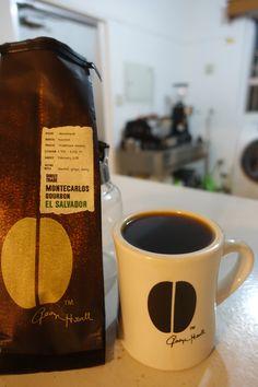 アメリカ・ボストン出張より   エルサルバドル Montecarlos Bourbon 4900-5250feet ブルボン種   ホワイトグレープ、ブルーベリー、上質な蜂蜜など 透明感のある甘味、みずみずしい印象☆