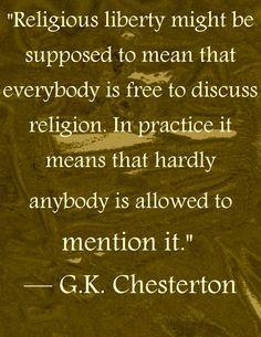 gk chesterton quotes - Google Search