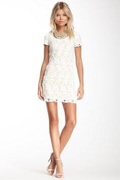 Subtle Luxury Crochet Knit Dress by Non Specific on @HauteLook